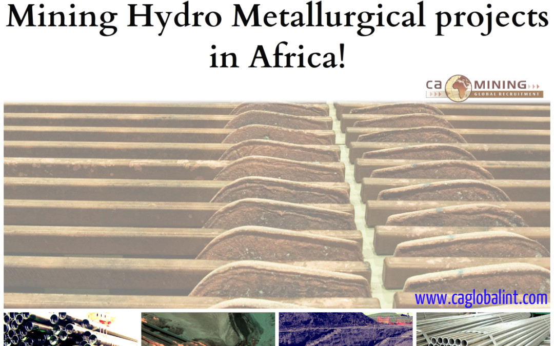 Piping Jobs in DRC for Massive Hydro Metallurgical Mining project