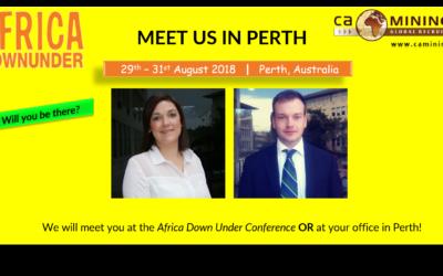Meet CA Mining in Perth, Australia!