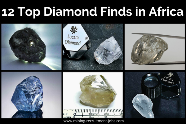 2019 Top Diamond Finds in Africa